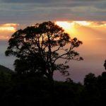 Sonnenuntergang Finca