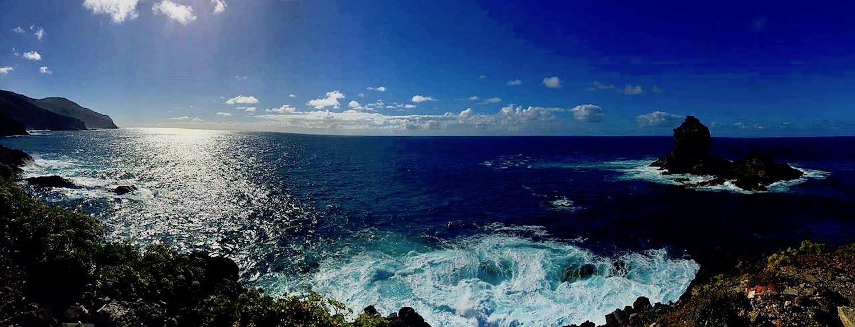 Still wie der Ozean